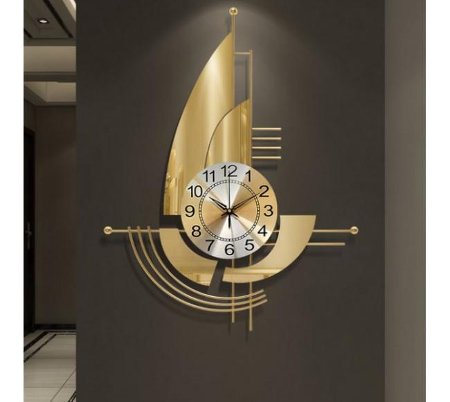 Horloge Nordic light luxe