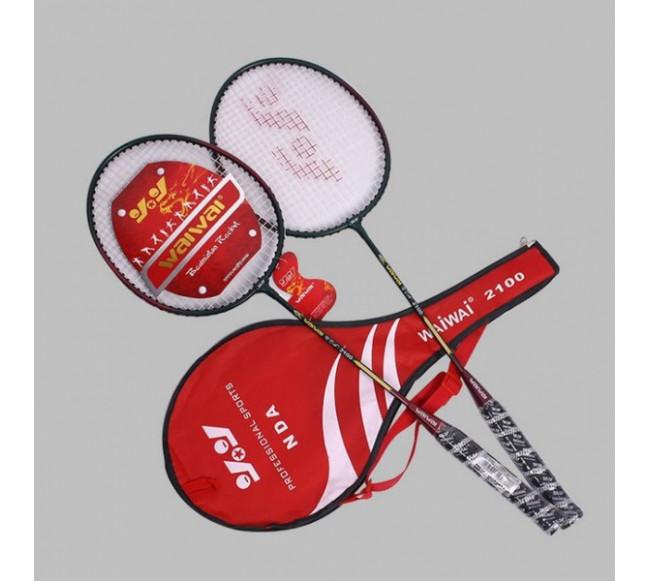 Raquettes de badminton