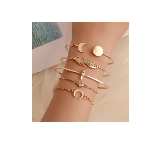 Bracelet ensemble de 5 pièces