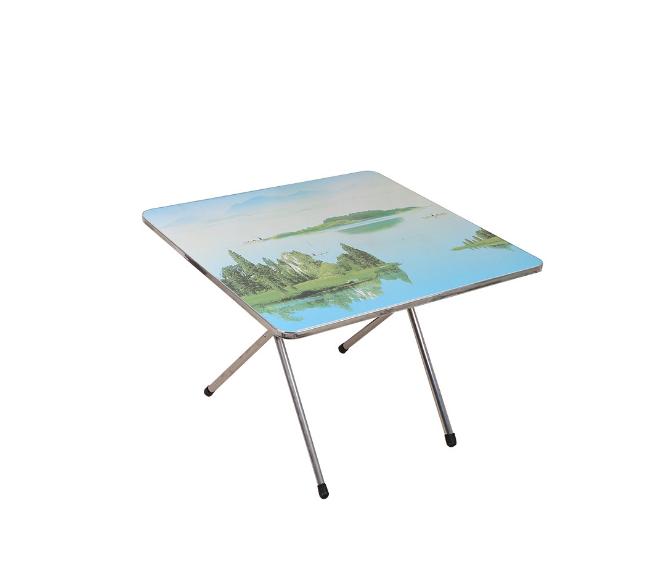 Mini-table pliante portative