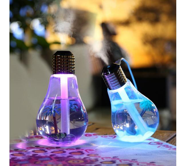 Ampoule USB purificateur d'air