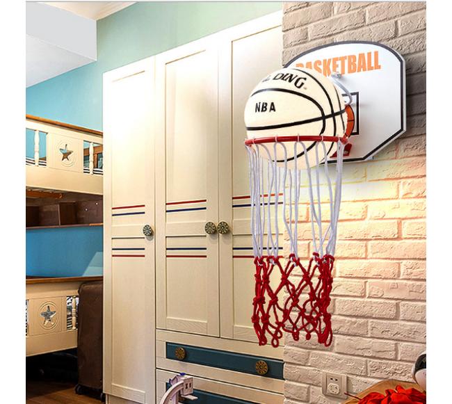 Panier de basket-ball en...