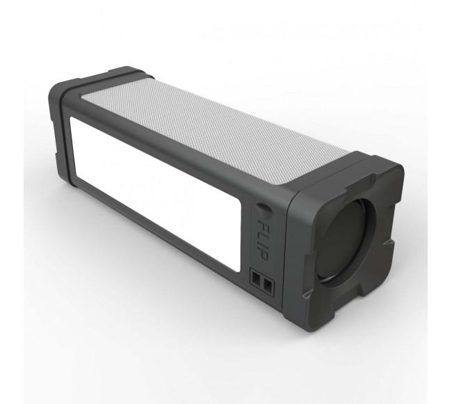Haut-parleur solaire avec...