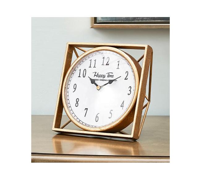 Horloge de comptoir