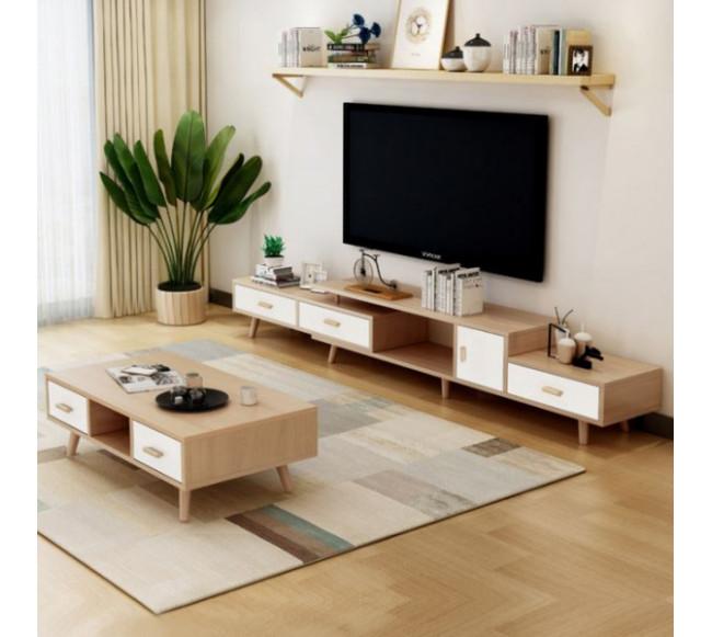 Table basse et meuble TV...